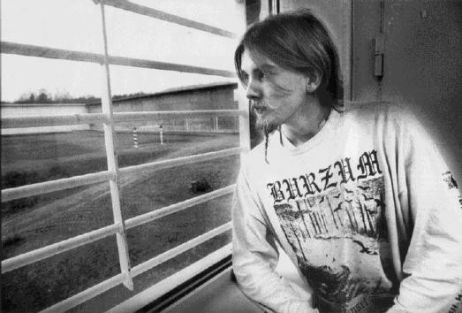 [photo of Varg by window]